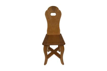 ハート椅子 桜 クリア